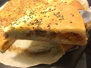 Recette du pain farci façon grande tourte
