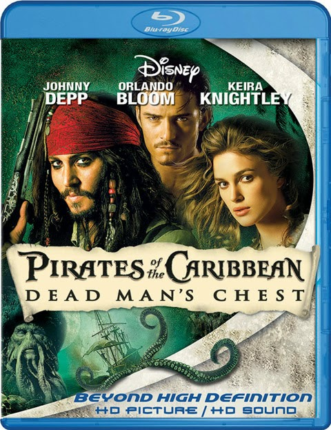 Pirates of the Caribbean Dead Man's Chest 2006 Hindi Dubbed Dual BRRip 400mb