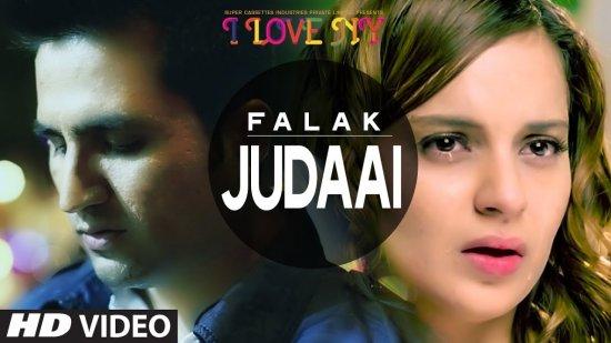 Judaai Lyrics I Love New Year | Falak Shabbir | Sunny Deol x Kangana