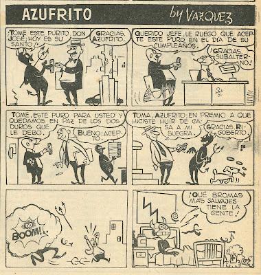 El DDT  contra las penas nº 61 (17 de Julio de 1952)