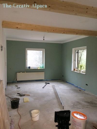 Rückblick Umbau Küche