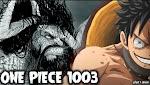 One Piece 1003: Prediksi Akhir Perang Onigashima