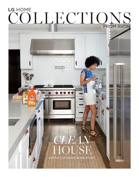 AVON LG Home Collections - Brochure Campaign 10 - 13 2021