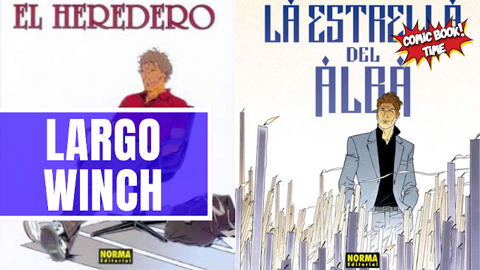 Largo Winch, un multimillonario irreverente