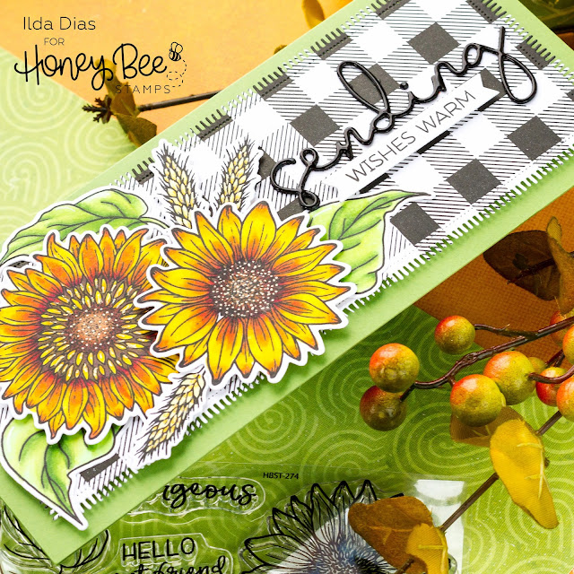 Honey Bee Stamps | Day One - Autumn Afternoon Release Blog Hop