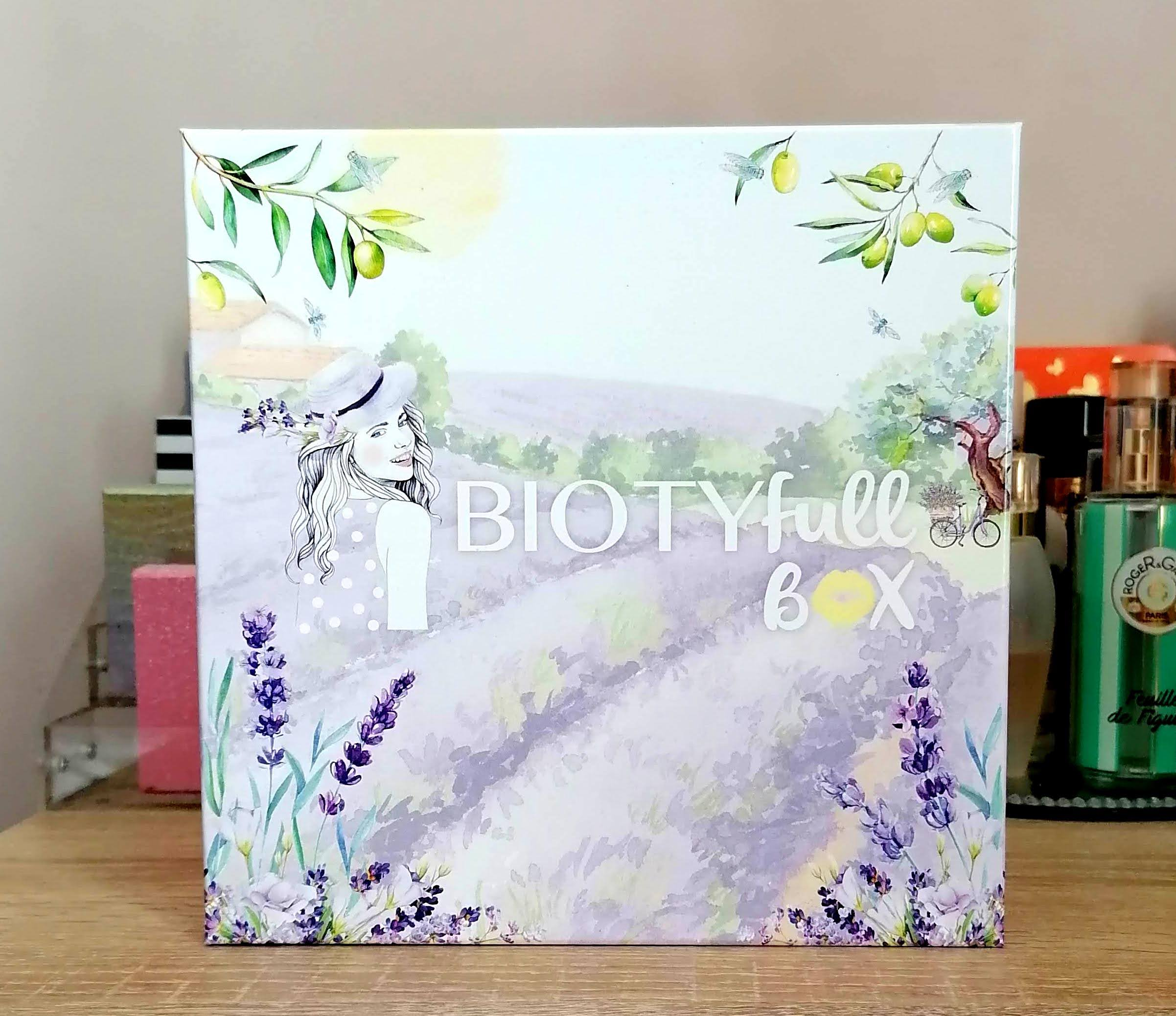 BIOTYFULL BOX Mai 2020 : La Provençale!