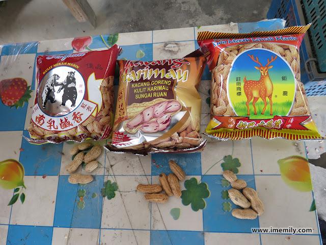 Kebun Sea Loy Kacang Goreng Sempalit