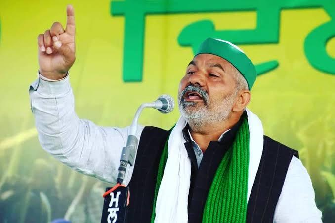 Farmer Protest:23 मार्च को जयपुर में राकेश टिकैत की महापंचायत