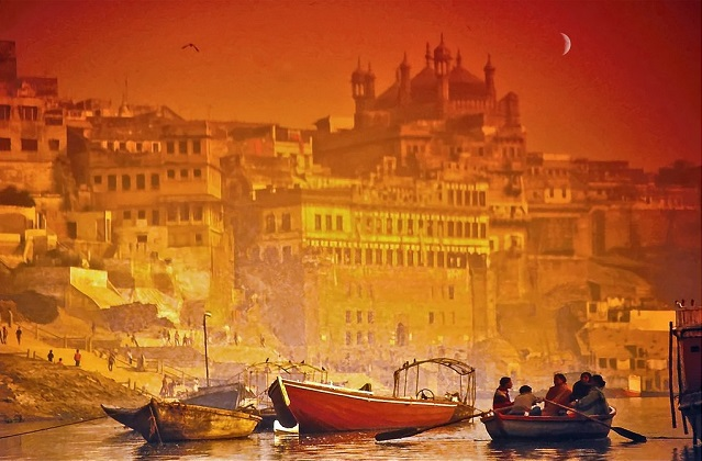 Varanasi - Destinations in India for Women Solo Travelers