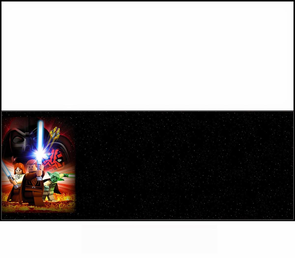 Encantador Guerras Clon De Lego Star Wars Para Colorear Imprimibles ...