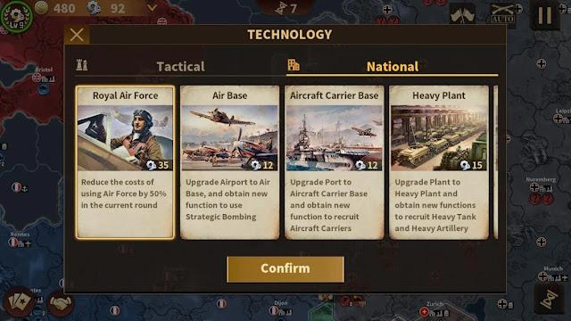 Screenshot Glory of Generals Two - Apcoid