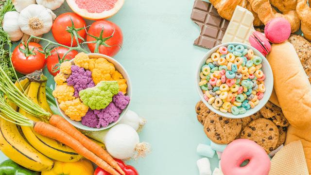 Makanan berlemak dan kalori tinggi