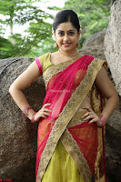 Actress Ronika in Red Saree ~  Exclusive celebrities galleries 037.JPG