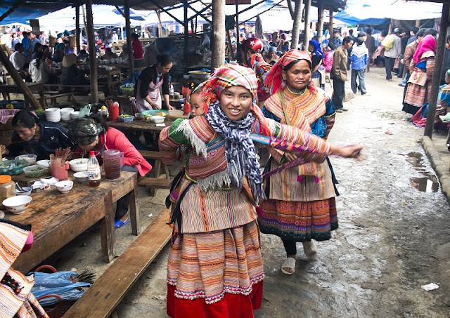 Top Unique Highland Markets in Sapa 2