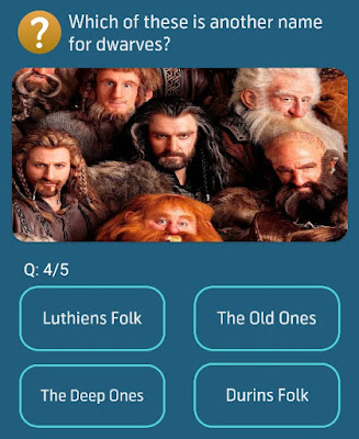 Which of these is another name for dwarves?