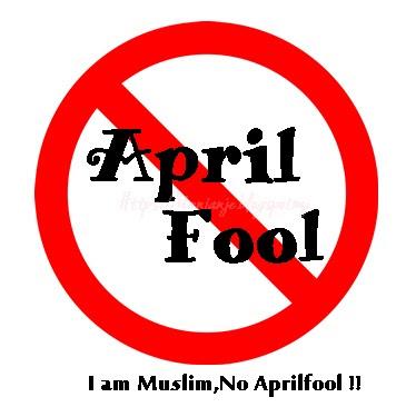 Aprilfool Day Bukan Milik Islam
