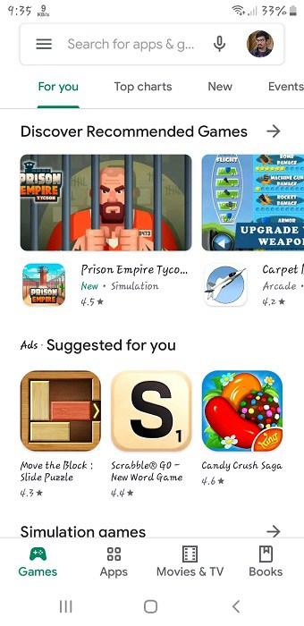 Play Store Mod APK