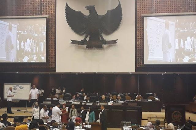 Pemilihan Ketua DPD Sempat Heboh Karena Ada Suara Siluman