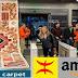 موقع أمازون الأمريكي يعرض زرابي أمازيغية منسوجة يدويا  للبيع بأثمنة خيالية تفوق 5 ملايين للواحدة