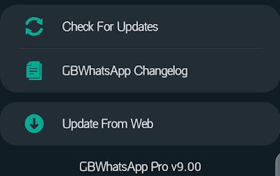 download gbwhatsapp pro v9.0 Antiban latest