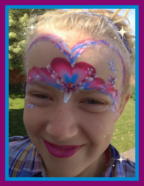 Fairy Tale Face Painting