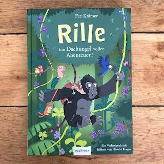 Rille - Ein Dschungel voller Abenteuer