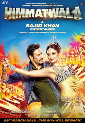 Himmatwala 2013 Hindi 720p DVDRip 1.1GB