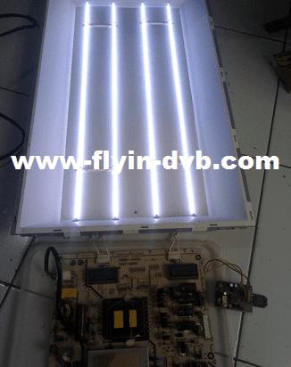 CCFL LCD Polytron PLM 24B33