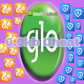 ew Glo 0.0KB Free Browsing Cheat Settings for Sky VPN and UC Mini Handler