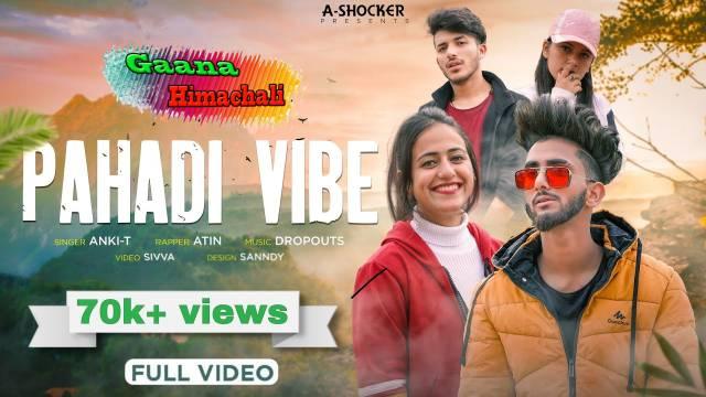 Pahadi Vibes Song mp3 Download - Ankit