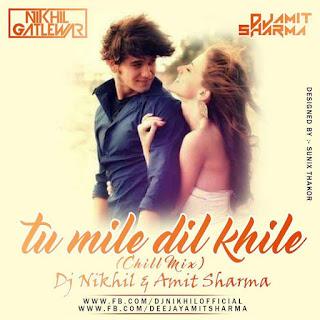 Tu-Mile-Dil-Khile-Chill-Mix-DJ-NIKhil-Amit-Sharma
