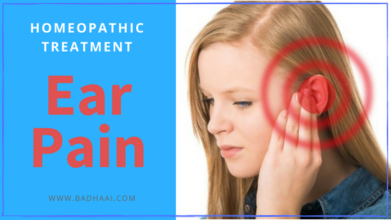 Homeopathic Remedies And Medicine For Earache [Ear Pain]