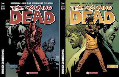 The Walking Dead #34 - Armi non convenzionali