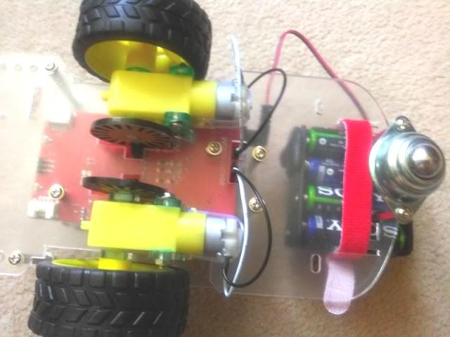 Gopigo2 Raspberry Pi Robot Kit: Network Setup - Job 2