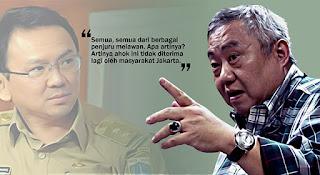 Karena Ahok Kini Warga Tionghoa dan Non Muslim DKI Hidup Dalam Ketakutan - Commando