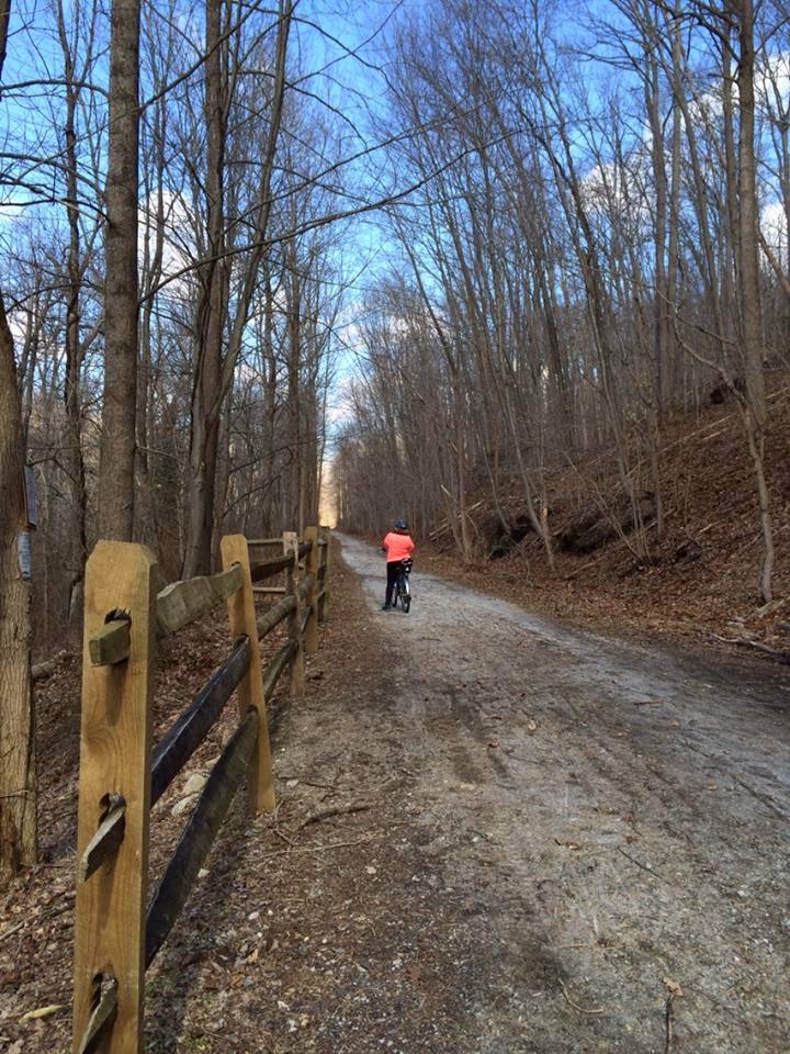 Baltimore Fishbowl Midatlantic Day Trips The Ncr Trail