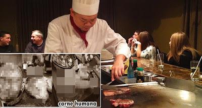 Llego el Fin del Mundo - Abren Restaurante de Carne Humana en Japón