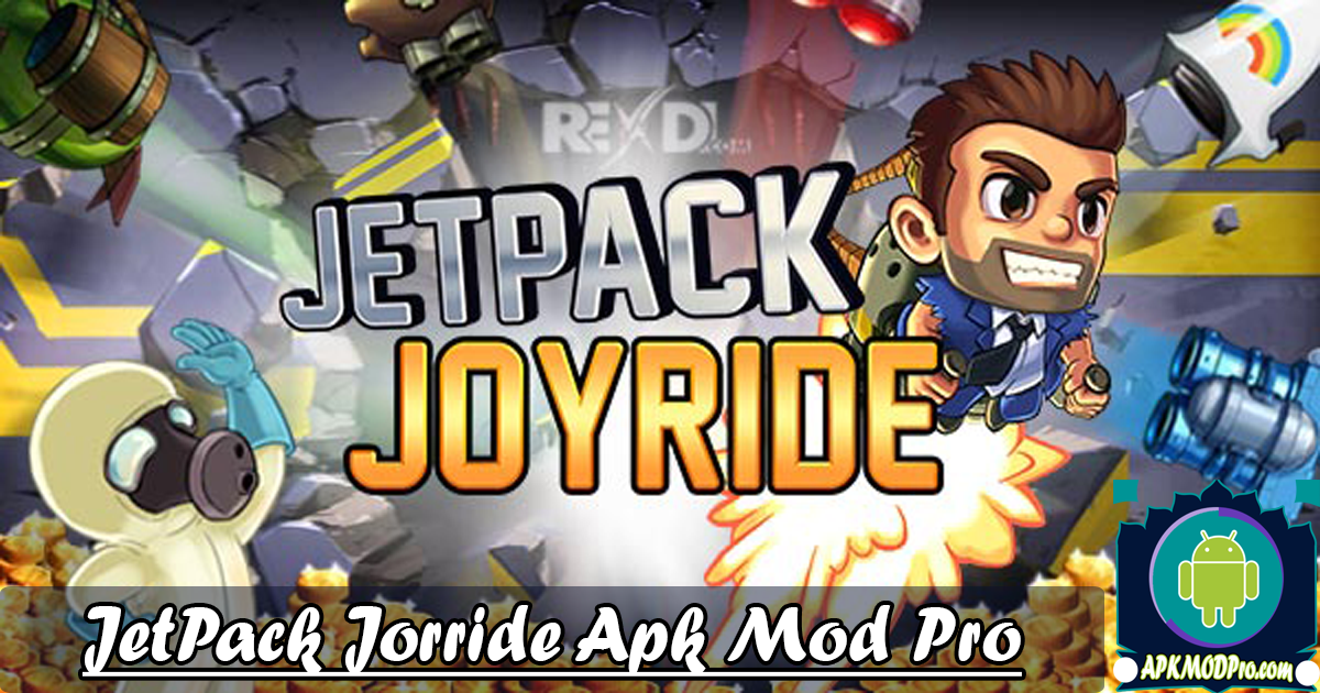 Download Jetpack Joyride Mod Apk V1.22.2 (Unlimited Coins) Terbaru 2020