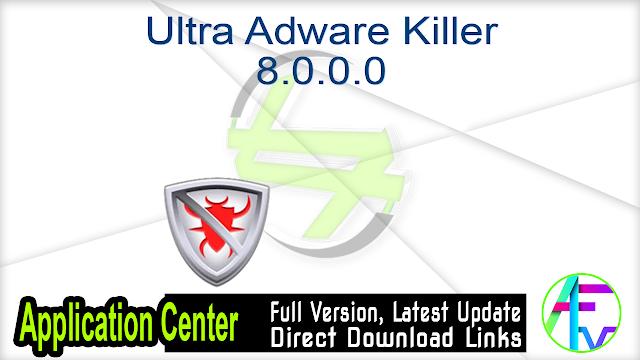 Ultra Adware Killer 8.0.0.0