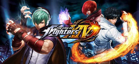 THE KING OF FIGHTERS XIV GALAXY EDITION-GOG