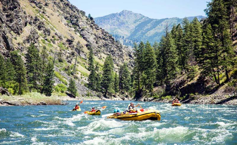 Lochsa River, Idaho
