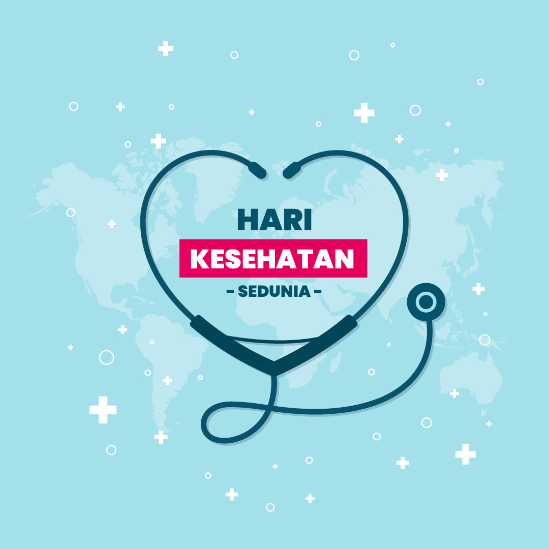 Gambar Ucapan Hari Kesehatan Sedunia 2021