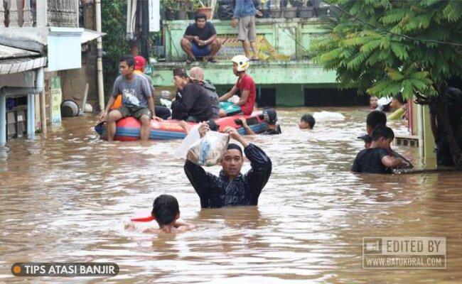 tips atasi banjir