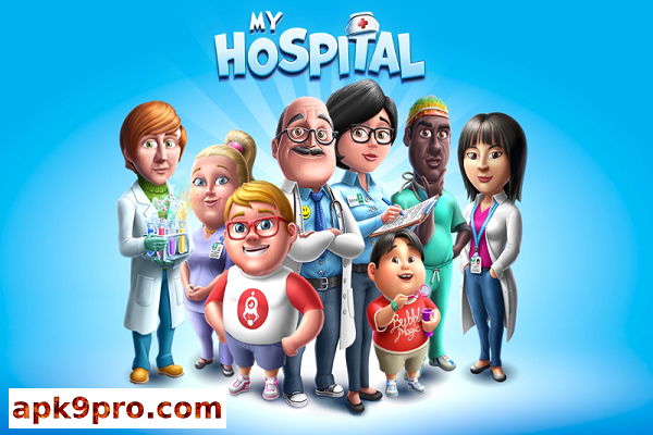 My Hospital 1.2.04 Apk + Mod (File size 81 MB) for android