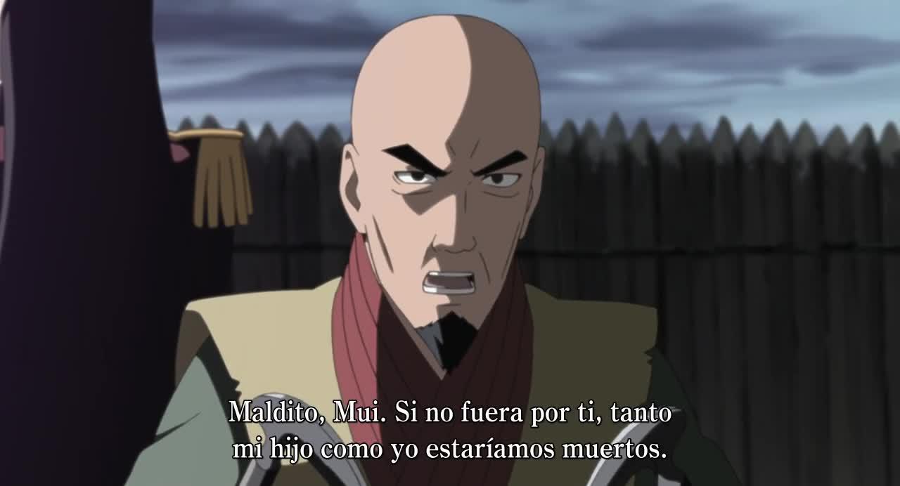 Ver Pelicula Naruto Shippuden Pelicula 05: Prisión de sangre Online