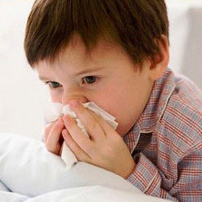 bệnh viêm xoang mũi ở trẻ