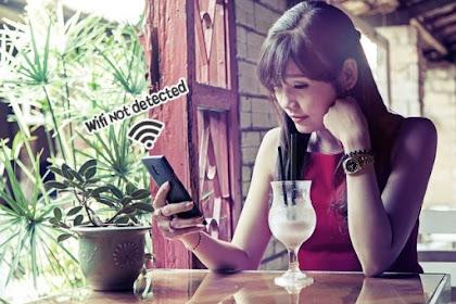 Cara Mengatasi WiFi IndiHome Tidak Terdeteksi Padahal Modem Nyala