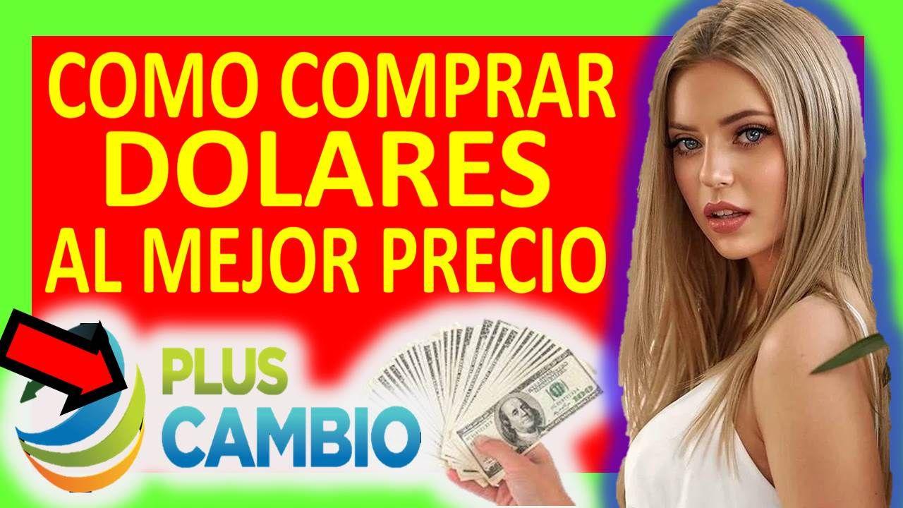 Comprar dolares baratos argentina
