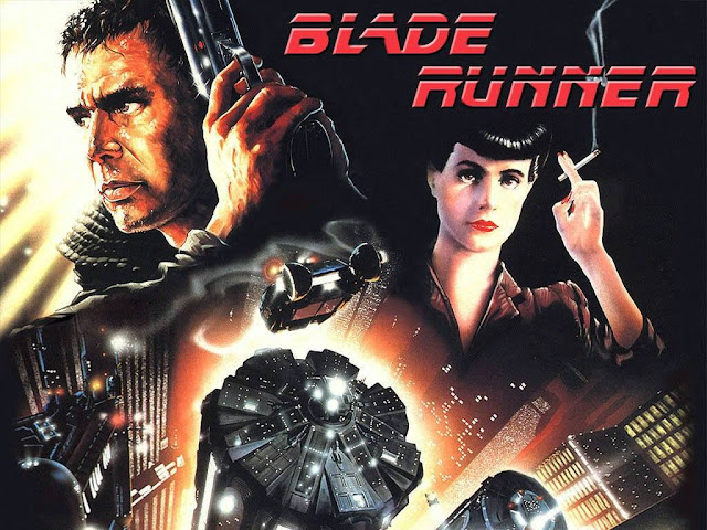 Harrison Ford starred in 1982's Blade Runner