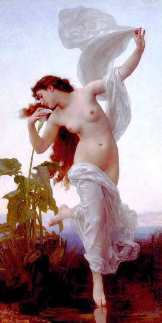 Адольф Вильям Бугро - Рассвет (1881)